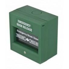 Nút nhấn khẩn cấp/bể kiếng có 2 màu xanh và trắng ABK-900A