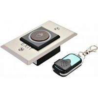 Nút nhấn và remote điều khiển K2- Non touch Exit Sensor with Remote Key(Diffused Detection) ZKTeco K2