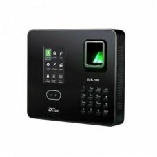 Máy chấm công nhận dạng vân tay , khuôn mặt , thẻ FIRD ZKTeco MB200 NEW