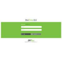 Phần Mềm Chấm Cồng Online 100 Device hiệu Zkteco BioTime 8.0 100 device