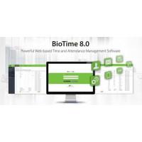 Phần mềm chấm công Biotime 8.0 - Kết nối tối đa 20 máy chấm công