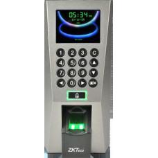 Kiểm soát ra vào vân tay ZKTECO F18 (Vân tay/mã số/thẻ ID)