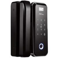 Khóa cửa vân tay thông minh sử dụng cho cửa kính (vân tay/thẻ/mật khẩu) ZKTeco GL300