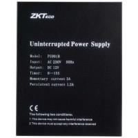 Bộ nguồn cấp điện Power Supply 12V-5A (Chưa có Ắc Qui) Zkteco PS-902B