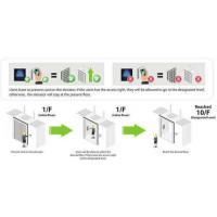 Phần mềm quản lý ZKTeco Online Elevator Control Module Project