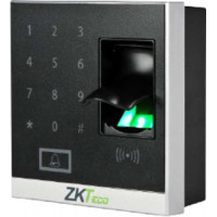 Kiểm soát ra vào vân tay ZKTeco X8-BT (Vân tay SilkID / mã số / thẻ)