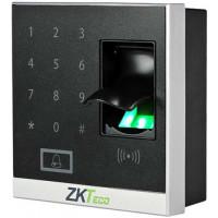 Kiểm soát ra vào vân tay ZKTeco X8s (Vân tay / mã số / thẻ)