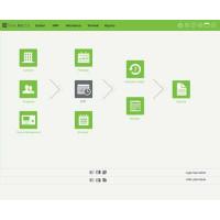 ZKTime.Net V3.0 quản lý chấm công hỗ trợ 2 ngôn ngữ Anh - Việt (Phần mềm hỗ trợ từ 11-50 máy chấm công, quản lý tối đa 500 nhân viên)